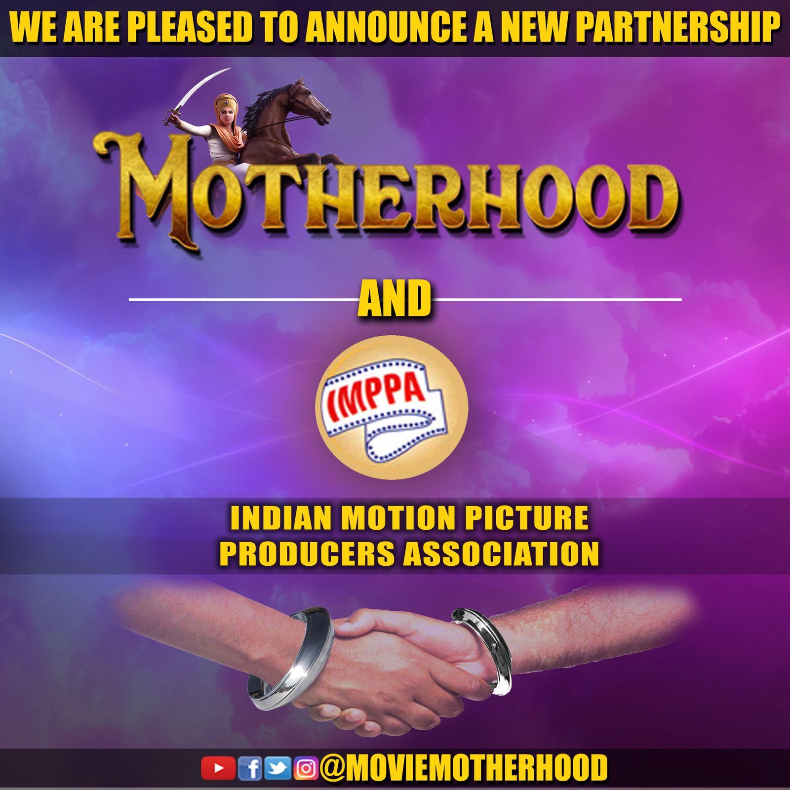 Let's welcome the IMPPA to the family!