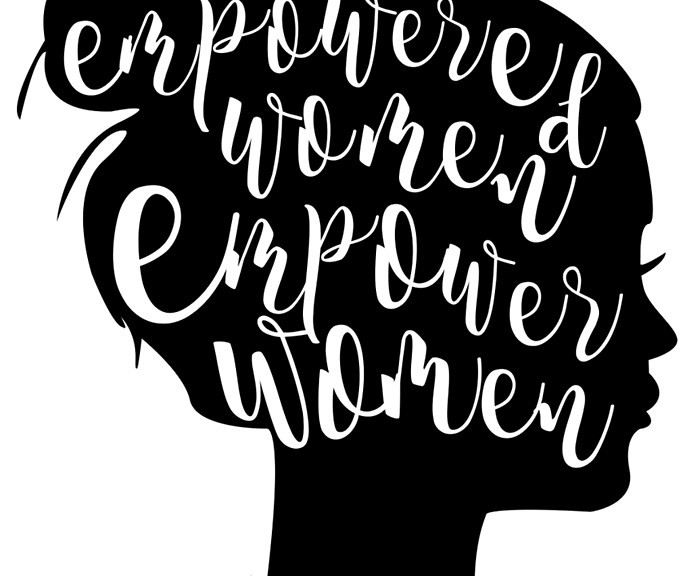 Female Empowerment by Charanjit Kaur